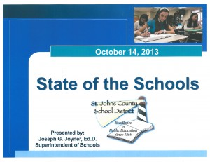 State of the Schools Presentation
